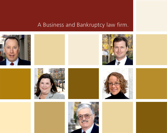 A commercial and bankruptcy law firm.